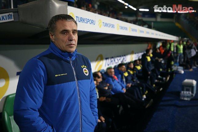 Fenerbahçe'de flaş ayrılık! Transfer için geliyorlar...