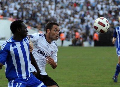 Beşiktaş - Helsinki (UEFA Avrupa Ligi play-off turu ilk maçı)