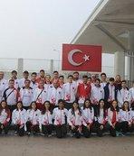 Milli atletler şampiyona için Bulgaristan'a gitti