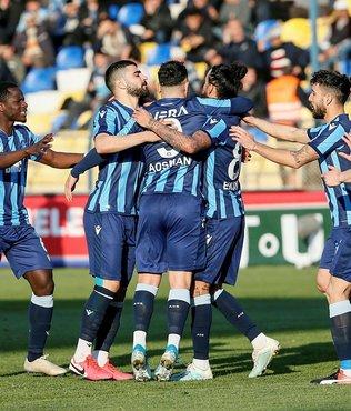 Menemenspor 2-3 Adana Demirspor | MAÇ SONUCU