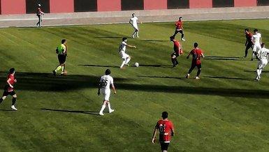 Vanspor FK Sakaryaspor'u mağlup etti