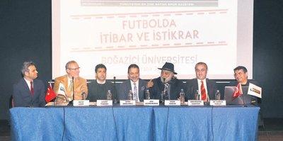 Türk futbolunda sorun yöneticiler