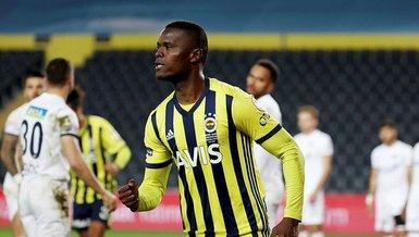 Son dakika spor haberleri: Fenerbahçe'ye Mbwana Samatta'tan güzel haber!
