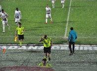 Yarıda kalan maçın kazananı Adana!
