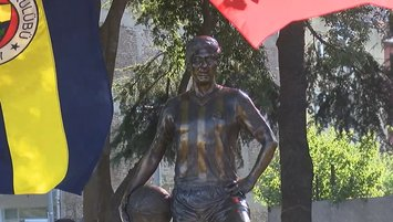 Can Bartu heykelinin açılışı gerçekleştirildi
