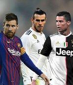 Yıldız futbolcudan tavsiye: Ronaldo, Bale ve Messi'yi almayın!