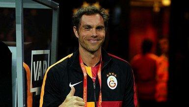 Galatasaray'ın eski golcüsü Johan Elmander Örgryte'de antrenörlüğe başladı!