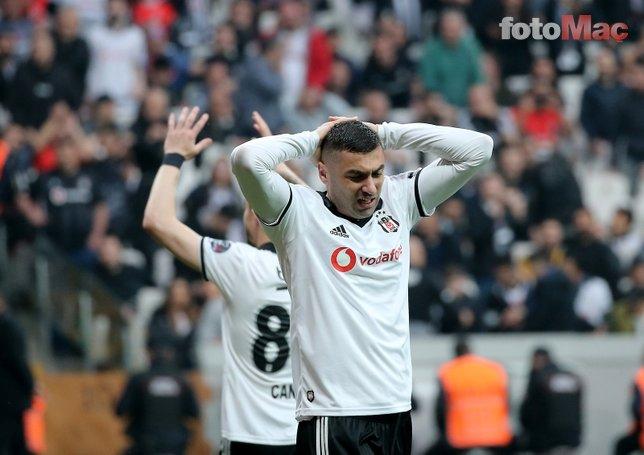Beşiktaşlı Burak Yılmaz'dan flaş karar! Avcı ile çalışmak yerine...