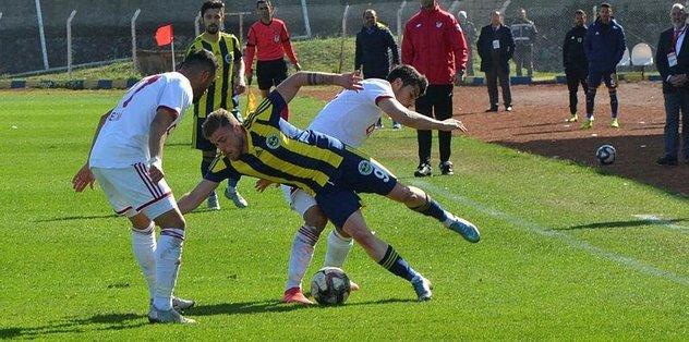 Turgutluspor'a tek gol yetti