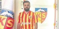 Hasan Hüseyin de Kayseri'de