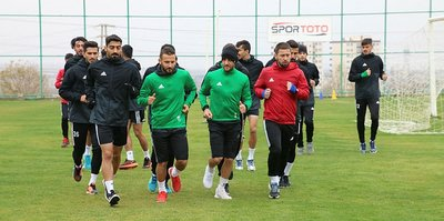 Şanlıurfaspor'da futbolculara performans testi