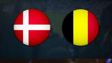 EURO 2020'de Danimarka Belçika maçı ne zaman saat kaçta başlayacak? Hangi kanaldan canlı yayınlanacak?