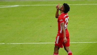 Son dakika spor haberi: Bayern Münih'li Kingsley Coman'ın ilginç istatistiği!