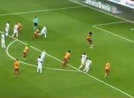 Gomis'in penaltısını Serkan kurtardı!