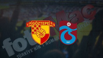 Göztepe - Trabzonspor maçı saat kaçta ve hangi kanalda?