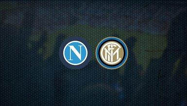 Napoli - Inter maçı ne zaman, saat kaçta ve hangi kanalda canlı yayınlanacak?   İtalya Serie A
