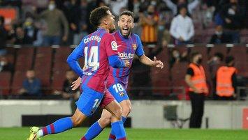 Barcelona evinde hata yapmadı!