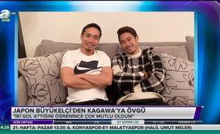 Japonya Büyükelçi'den Kagawa'ya övgü