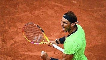 Fransa Açık'ta Nadal dördüncü turda!