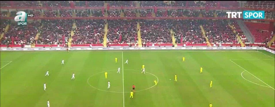 Türkiye 0-0 Ukrayna   MAÇ ÖZETİ
