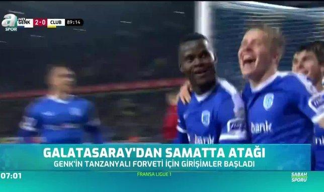 Galatasaray'dan Samatta atağı