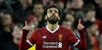Altın top Salah'a