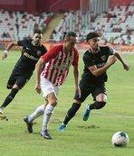 Antalya'da gol düellosu 2-2