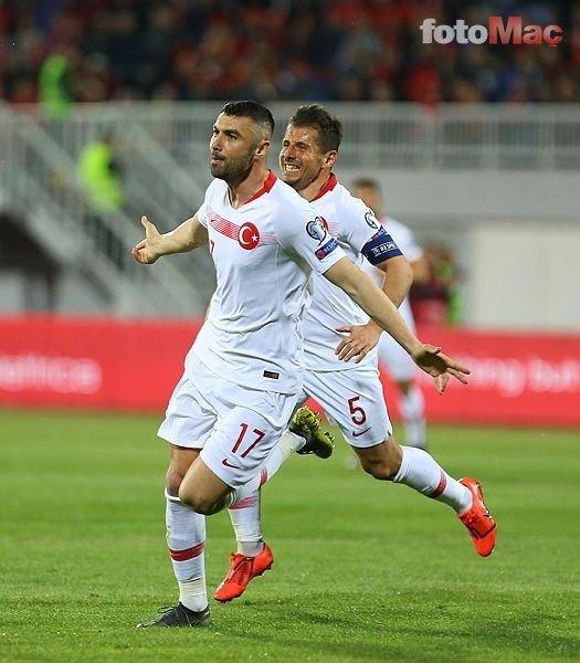 Şenol Güneş'ten sürpriz karar! İlk 11'de... | A Milli Takım - Arnavutluk maçı haberleri