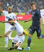Trabzonspor ilklere imza attı