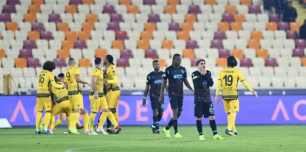 Evkur Yeni Malatyaspor 5-0 Trabzonspor