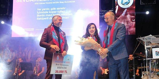 'Sevdamız Trabzonspor'