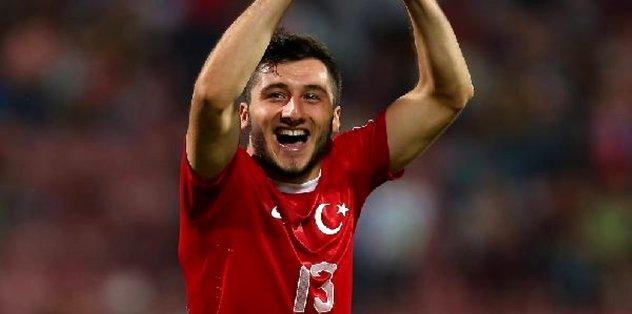 Enver Cenk Şahin Gaziantep FK'da! - Futbol -