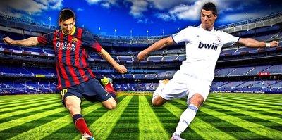 ''Messi ile Ronaldo'yu öldürmeliyim''