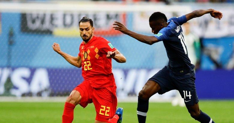 Beşiktaş Belçikalı Chadli'nin transferinde bir adım önde