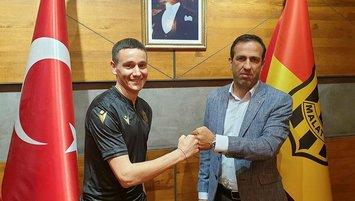 Yeni Malatyaspor'a 5 oyuncu daha
