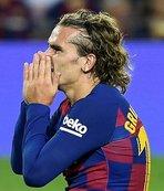 Barcelona'ya Griezmann transferi sonrası ceza!