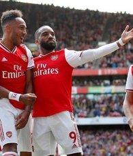 Arsenal iki golle kazandı