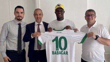 Alanyaspor Babacar'ı transfer etti! 1.5 yıllık imza