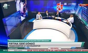 """""""Ajax modelini uygulayabilecek tek takım Trabzonspor"""""""