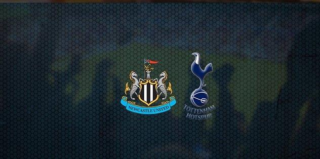 Newcastle United-Tottenham Hotspur maçı ne zaman? Saat kaçta? Hangi kanalda canlı yayınlanacak? - Futbol -