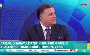 Emre Bol: Galatasaraylı futbolculardan ricam var; PSG'den 5-6 gol yemeyin