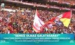 """""""Sensiz olmaz Galatasaray"""" kampanyası"""