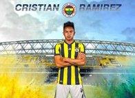 Cristian Ramirez heyecanı