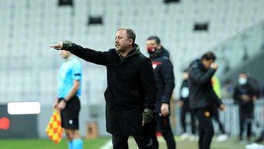 Beşiktaş - Göztepe maçının ardından Sergen Yalçın'dan transfer açıklaması