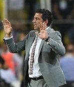 "Rui Vitoria: ""Hakkımızla turu aldık"""