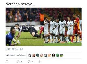Cimbom, Avrupadan elendi, sosyal medya çıldırdı!