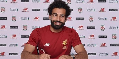 Mohamed Salah'a Demba Ba isyanı