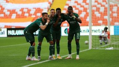 Adanaspor 0-4 Giresunspor | MAÇ SONUCU