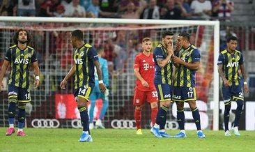 Bayern Münih Fenerbahçe maçı için bu başlığı attı!