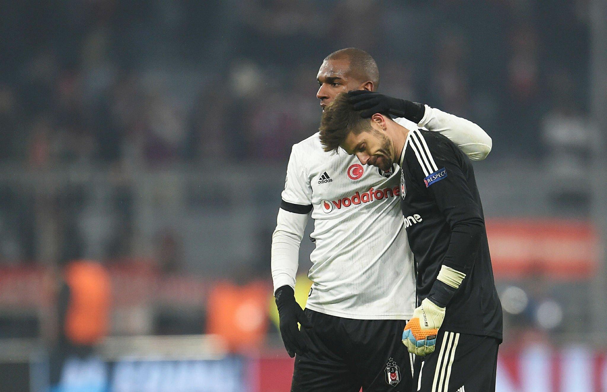 Beşiktaş-Akhisarspor maçı istatistikleri